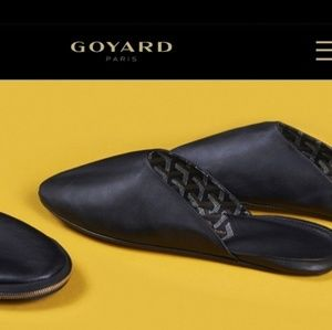 GOYARD MAGIC SLIPPERS